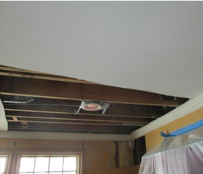 When Water Damages an Addison Ceiling After
