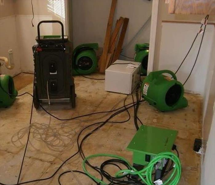 Carol Stream Water Damage to a Condo Before