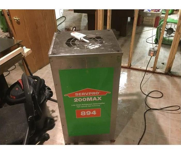 Why SERVPRO How SERVPRO Restores Your Carol Stream Water Damaged Home