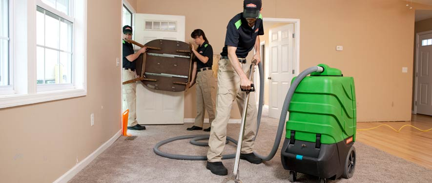 Carol Stream, IL residential restoration cleaning